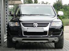 VW TOUAREG 02-06 SPOILER SOTTO PARAURTI ANTERIORE + POSTERIORE DIFFUSORE