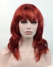 Luxe Wigs - Premium Quality Mannequin Store Display Wig - Tanya #H.Red