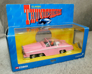 New Corgi Thunderbirds Fab 1 Lady P's Rolls Diecast Model Never been out of box