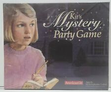 American Girl Kit's Mystery Party Game