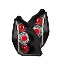 CITROEN C2 Nero Lexus Stile Posteriore Tail Lights - 1 Paio