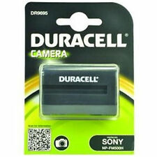 Duracell DR9695 Replacement Digital Camera Battery For Sony NP-FM500H