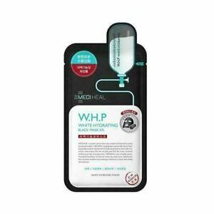 Mediheal W.H.P White Hydrating Black Mask EX 5ea/10ea