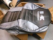 NOS Kawasaki Teryx 750 TX750 4X4 Seat and Headrest Cover Titanium TX750-004T