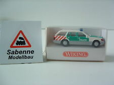Wiking H0 1:87 103 01 22 Mecedes Benz 320TE Autobahnpolizei OVP B797
