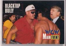 1995 Cardz WCW Main Event Blacktop Bully