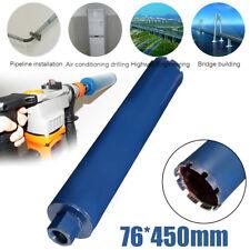 Zephyri Diamond Core Drill Bit Diameter 112 x 450 mm