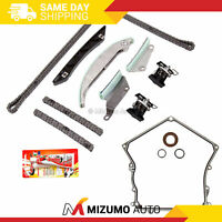 Timing Chain Kit Timing Cover Gasket Fit 2008 Dodge Chrysler Sebring 2.7 DOHC