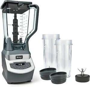 Ninja Professional Countertop Blender with 1100-Watt Base, 72 Oz Total Crushing