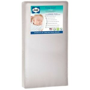 Sealy Cool Sense Stage 2 Infant and Toddler Crib Mattress