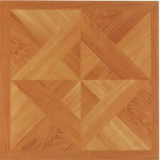Vinyl Floor Tiles Self Adhesive Peel And Stick Oak Wood Hardwood Flooring 12x12
