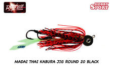 MADAI TAI KABURA ROUND  20 GR - COL BLACK  RAPTURE TRABUCCO