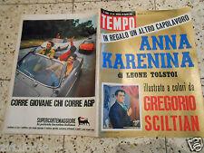 tempo 1967 rolling stones brigitte bardot rare italian magazines