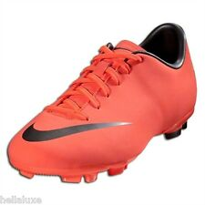 NEW~Nike JR MERCURIAL VICTORY III FG Soccer Cleat Football Boot Shoe~YOUTHS sz 2