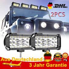 2x1000W LED Arbeitsscheinwerfer Offroad Scheinwerfer 12V/24V für Jeep SUV Bagger