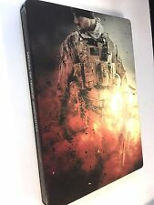 * MEDAL OF HONOR WARFIGHTER Limited Edition Steelbook Case Only * NO GAME * NEW