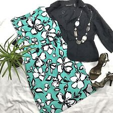 4 Pcs Womens Clothing Lot Small Career Office Outfit AGB Dress Teal Size 6