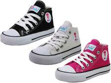 Calzado de niña zapatillas deportivas de piel