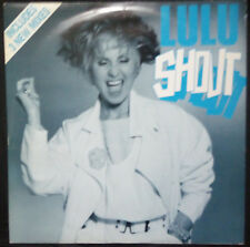 "LULU - SHOUT 12"" U.K. PRESSING"