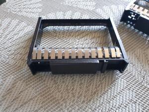 "HDD SSD Blank Filler 2.5"" SFF HPE G8 G9 G10  (652991-001)"