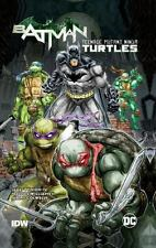Batman Teenage Mutant Ninja Turtles Vol. 1 by James, IV Tynion (2016, Hardcover)