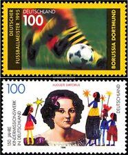 BRD (BR.Deutschland) 1833,1834 (kompl.Ausgaben) gestempelt 1995 Sondermarken