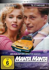 MANTA MANTA (Til Schweiger, Tina Ruland) NEU+OVP
