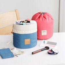 Travel Round Cosmetic Make Up Bag Draw String Case Storage Pouch Organizer Gift