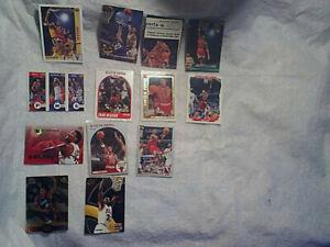 13 1990-99 SCOTTIE PIPPEN BASKETBALL CARD LOT,Upper Deck,NBA Hoops,chicago bulls
