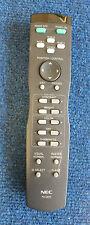NEC rd-360e TV Remote Control px-42vp1 50vp1 42vp2 42xm1g 42vp3g 42vp2g 42vp1g
