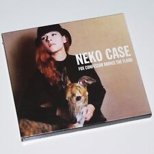NEKO CASE - FOX CONFESSOR BRINGS THE FLOOD - 2 x CD rare digipak & booklet EX!