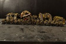 Warhammer 40k Chaos Death Guard Army pro painted 2000 points