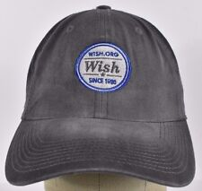 Navy Blue Make a Wish since 1980 embroidered baseball  hat cap adjustable