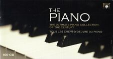 ULTIMATE PIANO COLLECTION OF THE CENTURY 100 CD BOX SET