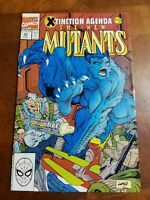 New Mutants #96 (Dec 1990) X-Tinction Agenda! Free Ship at $30+