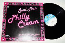 """Philly Cream – Soul Man, 12"""" Maxi, DE 1979, vg++"""