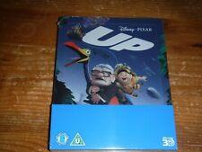 Disney Pixar Up 3D/2D bluray steelbook Zavvi New and sealed