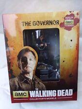 The Walking Dead Issue 4 le gouverneur Eaglemoss Figurine Collectors Model + MAG