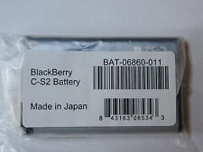 New OEM original C-S2 CS2 battery for Blackberry Curve 3G 9300 9330 8520 8530