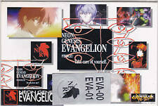 Neon Genesis Evangelion carta OVP cómic anime manga japón Finale episodio 25