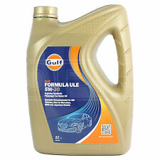 Gulf Formula ULE 5W-30 Fully Synthetic Engine Oil 5W30 5 Litres 5L