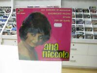 """Ana Niccola 7 """" EP Spanisch Los Kanonenrohre Von Navarone + 3. 1962"""