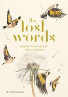 The Lost Words 20 Postcard Pack by Robert Mcfarlane, NEW Book, FREE & FAST Deliv