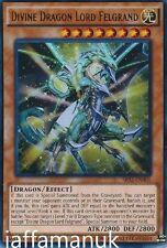 Divine Dragon Lord Felgrand - SR02-EN001 - Ultra Rare