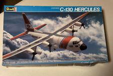 VINTAGE REVELL LOCKHEED C-130 HERCULES 1/144 SCALE MODEL PLASTIC AIRPLANE KIT