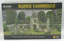 Bolt Action 802010004 Ruined Farmhouse (Reformatted) Warlord Games Terrain Ruins