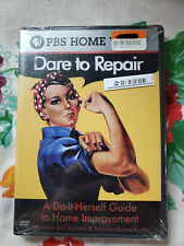 Dare to Repair: A Do-It-Herself Guide to Home Improvement (DVD, 2004) NEW Shrink