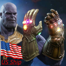 Infinity War LED Infinity Gauntlet Revengers Thanos LED Gloves Cosplay Props New