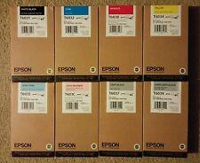 2021 Set 8 EPSON T6031 T6032 T603B T6034 T6035 T603C T6037 T6039 INK 7800 9800