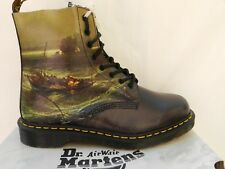 Dr Martens 1460 CARTHAGINIAN Turner Bottes Chaussures Homme 43 Bottines New UK9